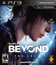 NEW Beyond: Two Souls (Sony Playstation 3, 2013) 2 NTSC