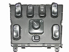 Mercedes Fensterheber Schalter Mitte 1638206610 für W163 ML320 ML430 ML270 Neu