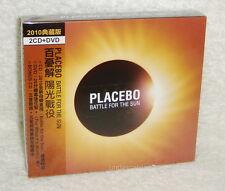 Placebo Battle for the Sun Redux Taiwan Ltd 2-CD+DVD w/OBI