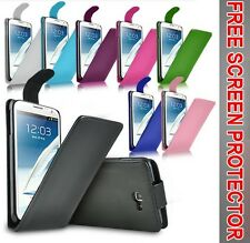 NEW LEATHER SERIES CASE FOR SAMSUNG GALAXY NOTE II LTE + FREE SCREEN PROTECTOR