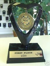 NEW HOLD EM POKER MEDAL HOLDER AWARD TROPHY