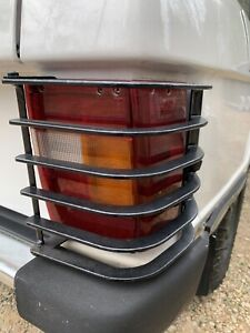 Range Rover Classic rear tail light guards ORIGINAL NO RESERVE RRC Land Rover
