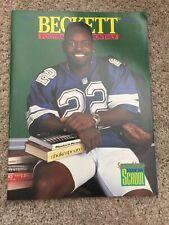 Beckett Magazine Football Card Monthly August 1993 Issue 41 Emmitt Smith Cowboys
