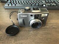 Canon PowerShot G1 3.3MP Digital Camera w/3x Zoom