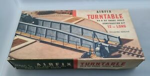 Airfix Turntable HO & OO Guage Scale Construction Kit one broken peice
