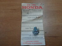 NOS OEM Honda Screw-Washer (6x10) 1979-87 CB650 CB750 CM250 XL185 93893-06010-00