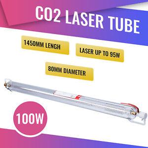 100W Laser Tube for Laser Engraving Machine CO2 Laser Engraver 8000 hour Life