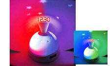 Time Projection Clock LED Digital Table Clock Sky Night Projector