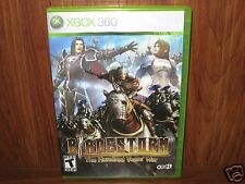 Bladestorm: The Hundred Years' War (Xbox 360, 2007) Complete