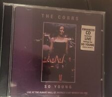 The Corrs : So Young [CD 2] (1998) Live At The Albert Hall St Patrick's Day 1998