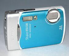 Olympus Stylus 850 SW 8.0MP Digital Camera - Blue  #9043