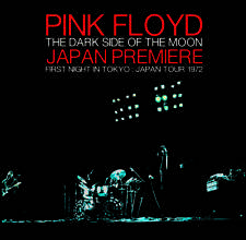 PINK FLOYD / Collector's Live Edition   JAPAN PREMIERE - 1972, Press 2xCD *F/S