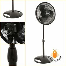 OSCILLATING PEDESTAL FAN 16