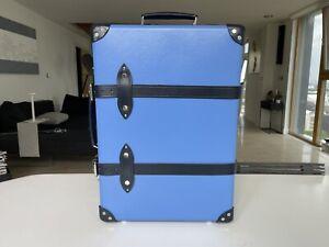 GLOBE TROTTER Cruise Carry On Suitcase, Royal Blue, 2 Wheels, Unisex