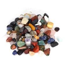 1/2 Lb Lots Natural Gemstone Tumbled Stones Mix Polished Minerals Decor (5-15mm)