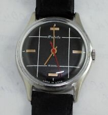 VINTAGE RAKETA 2609 SOVIET RUSSIAN 16j MECHANICAL WRISTWATCH Perfect USSR