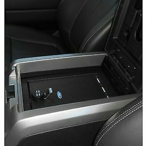 2009-2014 Ford F150 OEM Vehicle Locking Safe Console Security VDL3Z-9906202-B