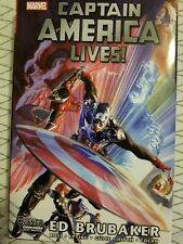 Captain America Lives! Brubaker HC