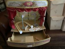 Angelina Ballerina American Girl House, Stage, Dolls, Outfits