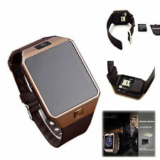 Bluetooth Smart Watch Phone Mate Wristwatch For iOS Android Samsung Note 7 5 4 3