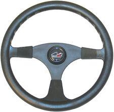 Boat Steering Wheel 3 Spoke ALpha 340mm Sports Wheel Marine Multiflex