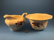 Vintage Thompson Bowl.and Pitcher