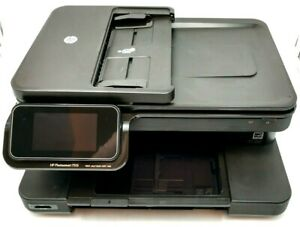 HP Photosmart 7510 Series 7515 All-In-One Inkjet Printer **FOR PARTS ONLY**