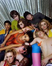 "032 Skins - TV Series Season Shows 14""x18"" Poster"