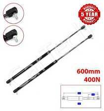 2x UNIVERSAL GAS STRUTS SPRINGS LIFTERS 600MM 400N FOR MULTI PURPOSE