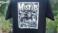 misfits halloween xxxl t shirt crimson skull 13 danzig 666 fiend club danzig
