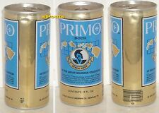 PRIMO HAWAII ISLANDS TRADITION TALL 12oz BEER CAN JOS.SCHLITZ MEMPHIS,TENNESSEE