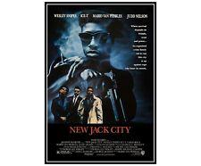 New listing New Jack City Movie Poster Print and Print.Film - Movie - Fantasy - Poster