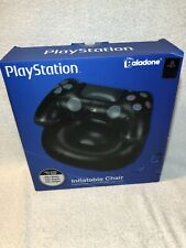 PlayStation Inflatable Chair Dual Shock 4 Controller Black New Open Box
