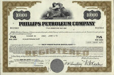 OIL / GAS Phillips Petroleum  Bartlesville Oklahoma ( now Conoco Phillips 66 )