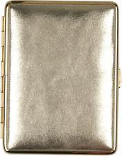 Gummiband 2seitig Vom Hofe Zigarettenetui Katze 18 Kingsize Metall schwarz