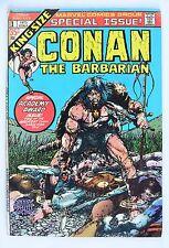 Conan The Barbarian King-Size #1 (Marvel 1973)