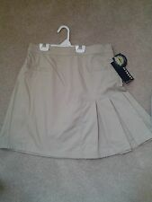 French Toast khaki shorts size 14 school uniform or everyday wear girls
