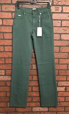 Armani Collezioni Women's Jeans Green Size 2 Originally $435.00 NWT