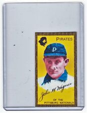 HONUS WAGNER 1909-11 T206 ACEO ART BASEBALL CARD #FREE COMBINED SHIPPING##