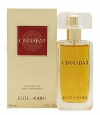ESTEE LAUDER CINNABAR EAU DE PARFUM 50ML SPRAY - WOMEN'S FOR HER. NEW