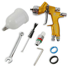 GTI Pro TE20 Lite Spray Gun with Cups for All Auto Paint Topcoat and Touch-Up