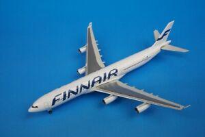 1:500 A340-300 Finnair OH-LQF 518284 Herpa airplane model