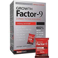 Growth Factor-9 (Complex Hormone Antecedent) -  2900mg SeroVital - NOVEX BIOTECH