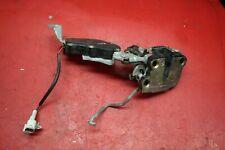 89-98 SUZUKI SIDEKICK GEO TRACKER PASSENGER REAR DOOR POWER LOCK LATCH  4 DOOR