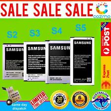 Genuine Original Premium OEM Battery Replacement for Samsung Galaxy S2 S3 S4 S5
