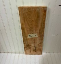 Tiger Maple Wood Board, Maple Lumber. Curly Maple, Wood Slab, Woodworking