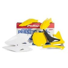 Polisport Plastic Plastic Kit Set Yellow Suzuki RM125 RM250 1996-1998