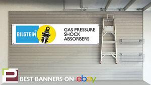Bilstein Shock Absorbers Garage / Workshop Banner