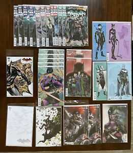 BATMAN 89, 92 - 94 , 96 , 98 - 102 Tynion Mixed Variants Lot of 28 DC comic book