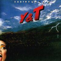 Y&T - Earthshaker [Remastered] [New CD] Rmst